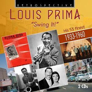 Swing It!, Louis Prima