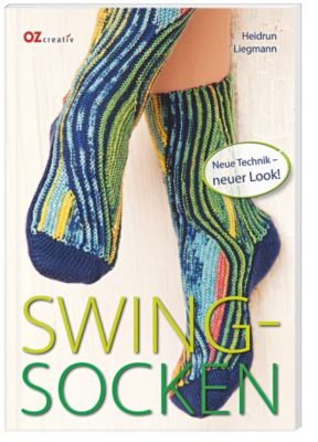 Swing-Socken, Heidrun Liegmann
