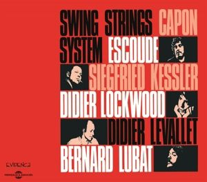 Swing Strings System - Levallet, Didier Lockwood