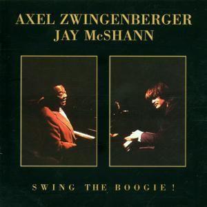 Swing The Boogie!, Axel+mcshann,jay Zwingenberger
