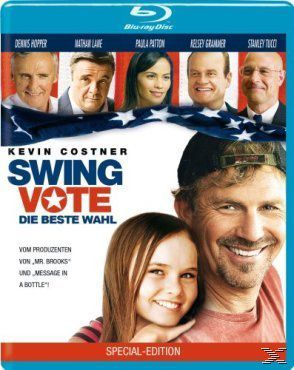 Swing Vote - Die beste Wahl, Kevin Kostner, Dennis Hopper, Nathan Lane, Stan Tucci