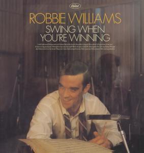 Swing When You'Re Winning (Vinyl), Robbie Williams