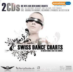 Swiss Dance Charts, Diverse Interpreten