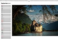 Swiss lakeside views (Wall Calendar 2019 DIN A3 Landscape) - Produktdetailbild 9