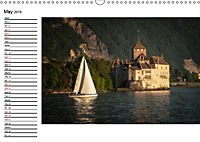 Swiss lakeside views (Wall Calendar 2019 DIN A3 Landscape) - Produktdetailbild 5