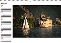 Swiss lakeside views (Wall Calendar 2019 DIN A3 Landscape) - Produktdetailbild 5