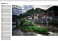 Swiss lakeside views (Wall Calendar 2019 DIN A3 Landscape) - Produktdetailbild 8