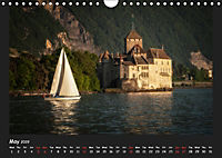 Swiss lakeside views (Wall Calendar 2019 DIN A4 Landscape) - Produktdetailbild 5