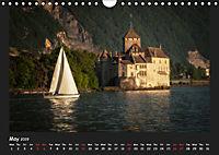 Swiss lakeside views (Wall Calendar 2019 DIN A4 Landscape) - Produktdetailbild 5
