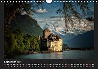Swiss lakeside views (Wall Calendar 2019 DIN A4 Landscape) - Produktdetailbild 9