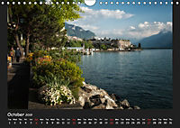Swiss lakeside views (Wall Calendar 2019 DIN A4 Landscape) - Produktdetailbild 10