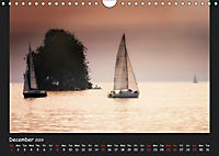 Swiss lakeside views (Wall Calendar 2019 DIN A4 Landscape) - Produktdetailbild 12