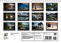 Swiss lakeside views (Wall Calendar 2019 DIN A4 Landscape) - Produktdetailbild 13