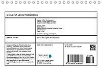 Swiss Pin-ups & RockabellasCH-Version (Tischkalender 2019 DIN A5 quer) - Produktdetailbild 13
