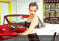 Swiss Pin-ups & RockabellasCH-Version (Tischkalender 2019 DIN A5 quer) - Produktdetailbild 9