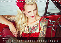 Swiss Pin-ups & RockabellasCH-Version (Tischkalender 2019 DIN A5 quer) - Produktdetailbild 5