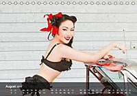 Swiss Pin-ups & RockabellasCH-Version (Tischkalender 2019 DIN A5 quer) - Produktdetailbild 8