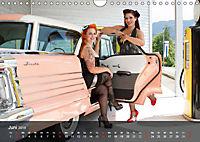 Swiss Pin-ups & RockabellasCH-Version (Wandkalender 2019 DIN A4 quer) - Produktdetailbild 6