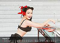 Swiss Pin-ups & RockabellasCH-Version (Wandkalender 2019 DIN A3 quer) - Produktdetailbild 8