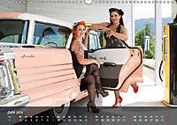 Swiss Pin-ups & RockabellasCH-Version (Wandkalender 2019 DIN A3 quer) - Produktdetailbild 6