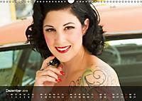 Swiss Pin-ups & RockabellasCH-Version (Wandkalender 2019 DIN A3 quer) - Produktdetailbild 12