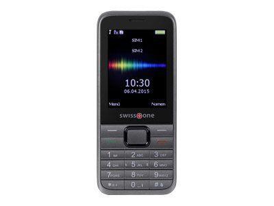 SWISSTONE SC 560 Dual-SIM Bluetooth 1,3MP Kamera Freisprechen 3,5mm Klinke 200 Telefonbucheinträge Vibrationsalarm LED microSD-Slot