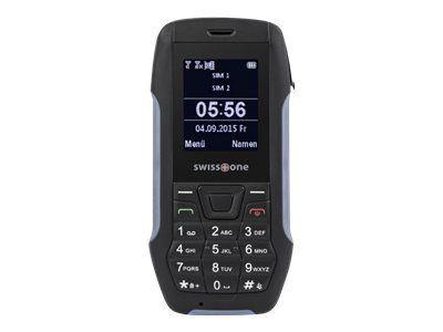 SWISSTONE SX567 grau Outdoor IP56 DUAL SIM 1,3MP Kamera Bluetooth Freisprechen Klinke 200 Telefonbucheinträge Vibrationsalarm