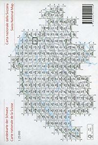 Swisstopo 1 : 25 000 Säntis - Produktdetailbild 1