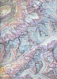 Swisstopo 1 : 50 000 Jungfrau Skitourenkarte - Produktdetailbild 2