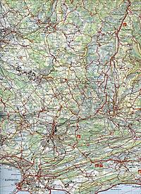 Swisstopo 1 : 50 000 Rapperswil - Produktdetailbild 2