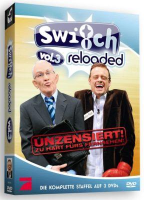 Switch Reloaded Vol. 3, Manuel Butt, Thomas Rogel, Lutz van der Horst, Georg Weyers-Rojas, Christoph Baer, Stefan Stuckmann