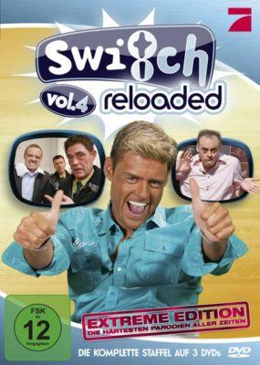 Switch Reloaded Vol. 4, Manuel Butt, Thomas Rogel, Lutz van der Horst, Georg Weyers-Rojas, Christoph Baer, Stefan Stuckmann