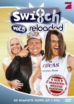 Switch reloaded - Vol. 5 komplett, Manuel Butt, Thomas Rogel, Lutz van der Horst, Georg Weyers-Rojas, Christoph Baer, Stefan Stuckmann
