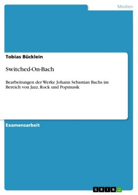 Switched-On-Bach, Tobias Bücklein
