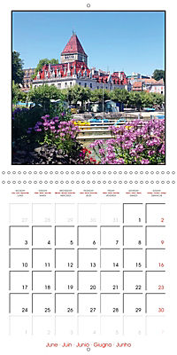 Switzerland 2019 (Wall Calendar 2019 300 × 300 mm Square) - Produktdetailbild 6