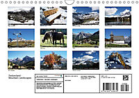 Switzerland - Mountain Landscapes (Wall Calendar 2019 DIN A4 Landscape) - Produktdetailbild 13