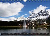 Switzerland - Mountain Landscapes (Wall Calendar 2019 DIN A4 Landscape) - Produktdetailbild 4