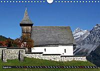 Switzerland - Mountain Landscapes (Wall Calendar 2019 DIN A4 Landscape) - Produktdetailbild 8