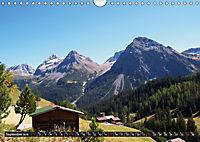 Switzerland - Mountain Landscapes (Wall Calendar 2019 DIN A4 Landscape) - Produktdetailbild 9