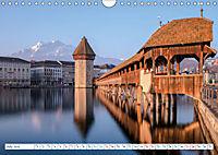 Switzerland (Wall Calendar 2019 DIN A4 Landscape) - Produktdetailbild 7
