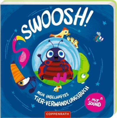 Swoosh!, m.  Soundeffekten, Erwin Grosche