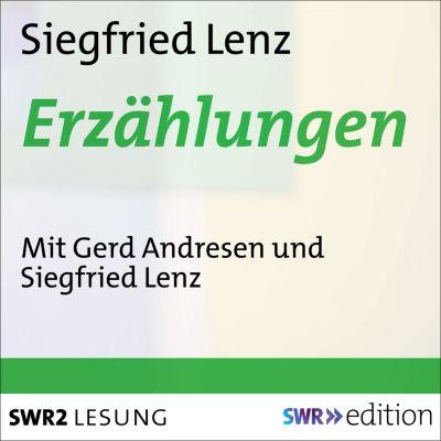 SWR Edition: Siegfried Lenz - Erzählungen, Siegfried Lenz