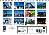 SYDNEY, A Charming City (Wall Calendar 2019 DIN A4 Landscape) - Produktdetailbild 13