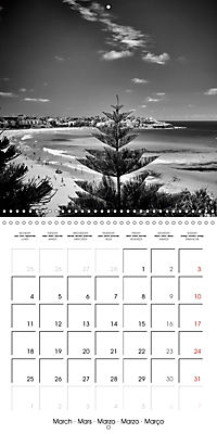 SYDNEY Monochrome Highlights (Wall Calendar 2019 300 × 300 mm Square) - Produktdetailbild 3