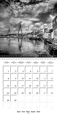SYDNEY Monochrome Highlights (Wall Calendar 2019 300 × 300 mm Square) - Produktdetailbild 4