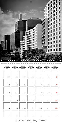 SYDNEY Monochrome Highlights (Wall Calendar 2019 300 × 300 mm Square) - Produktdetailbild 6