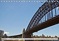Sydney - Perle zwischen Bergen und Meer (Tischkalender 2019 DIN A5 quer) - Produktdetailbild 7