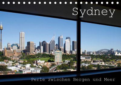 Sydney - Perle zwischen Bergen und Meer (Tischkalender 2019 DIN A5 quer), Silvia Drafz
