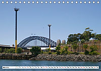 Sydney - Perle zwischen Bergen und Meer (Tischkalender 2019 DIN A5 quer) - Produktdetailbild 5