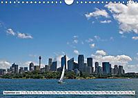 Sydney - Perle zwischen Bergen und Meer (Wandkalender 2019 DIN A4 quer) - Produktdetailbild 9
